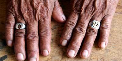 Руки шамана