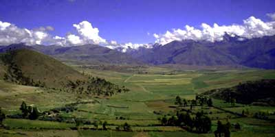 Ольнтайтамбо долина