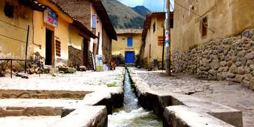 Город в Перу