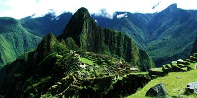 Мачу Пикчу город инков