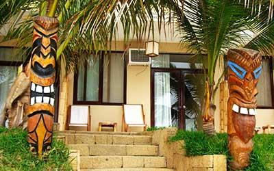 Отель в Манкоре