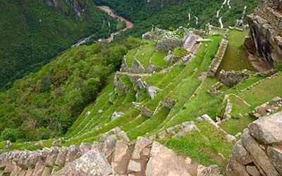 Гора в Перу