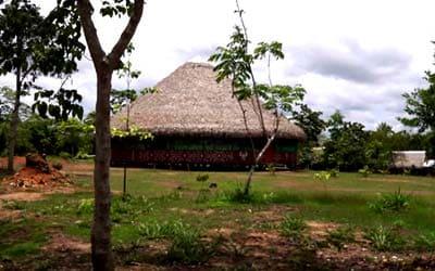 Шаманский центр в Перу