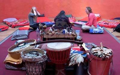 Шаманские центры в Перу