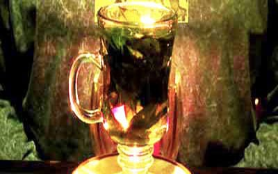 Чай матэ де кока