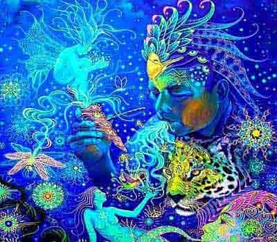 selva-shaman