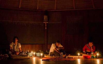 Перу шаманский центр